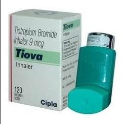 Тиотропия бромид