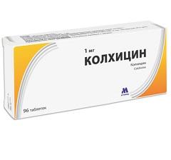 Колхицин